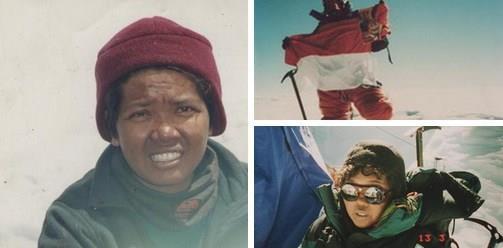 Clara Sumawarti, Everest