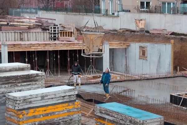 cantiere-operai-calcestruzzo alleggerito