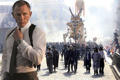 Detrás de James Bond Spectre