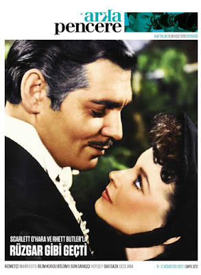 Arka Pencere 372. Sayı (11 – 17 Ağustos) - Gone with the Wind