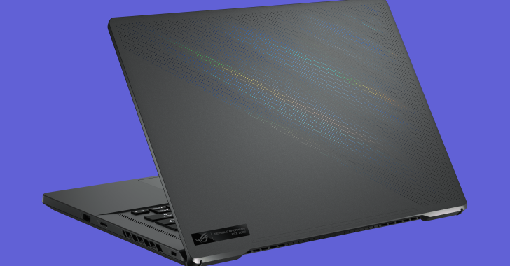 ROG Zephyrus G15 GA503QM : A Gaming Laptop By ASUS