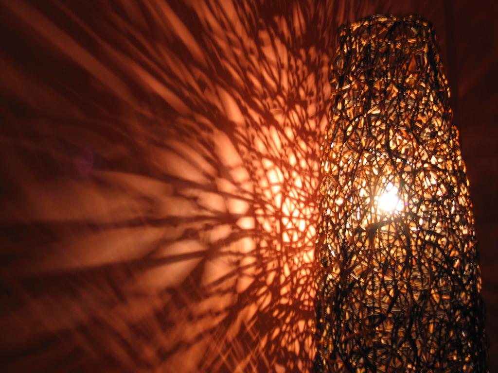 Decorative Hanging Lamps. lamp decoration beaded hanging ...
