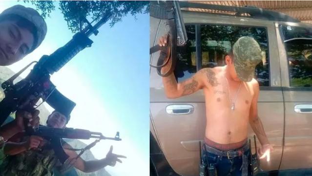 Nosotros somos pocos y ellos son muchos con rifles de alto calibre y carros blindados 4 días de puros balazos contra La Familia Michoacana en Los Guayes de Ayala