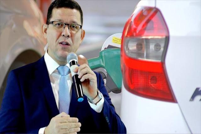 Governador Marcos Rocha recebe proposta para frear preço da gasolina em RO