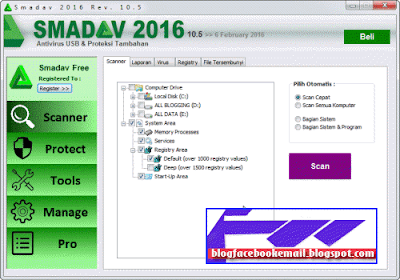 Download anti virus Smadav Gratis Terbaru 2016