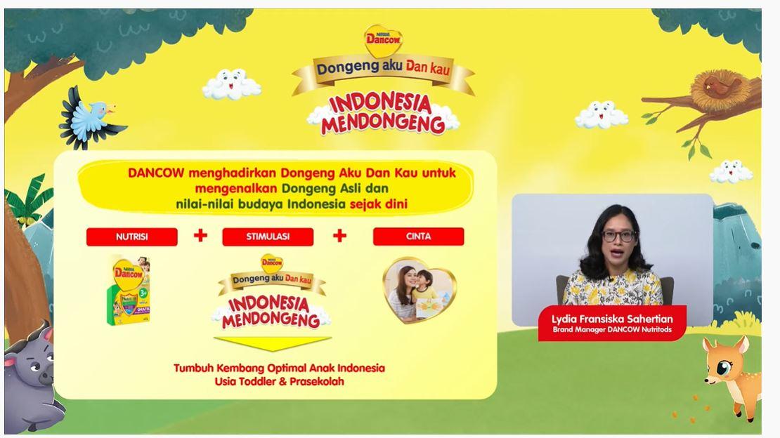 Nestlé DANCOW Dongeng Aku Dan Kau 2021