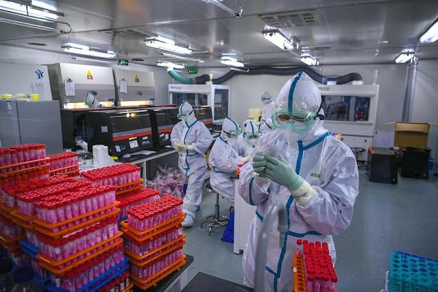 Akhirnya Terbongkar! China Sebut Covid-19 di Wuhan Berasal dari Kepala Babi