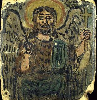 Πίνακας ζωγραφικής: Χατζημιχαήλ Θεόφιλος, από την Συλλογή Αλεξάνδρου Ξύδη Μακεδονικού Μουσείου Σύγχρονης Τέχνης