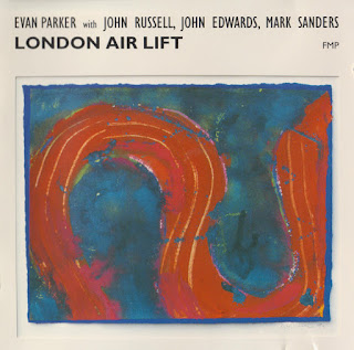 Evan Parker, London Air Lift