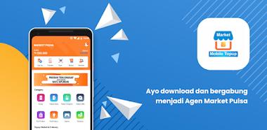 Aplikasi Android Server Pulsa Termurah