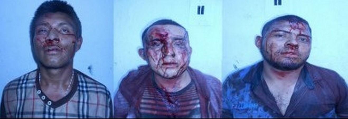 Dan 77 años de prisión a integrantes de los Zetas que fueron capturados por comerciantes en Mina
