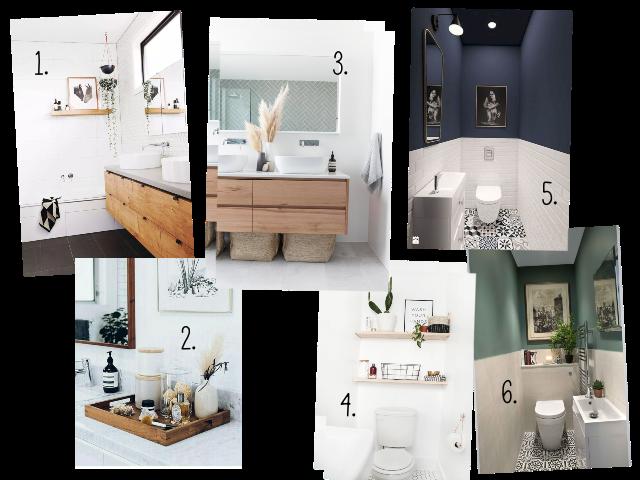 Interieur inspiratie - Badkamer/Toilet