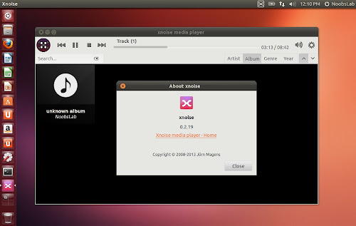 xnoise media player