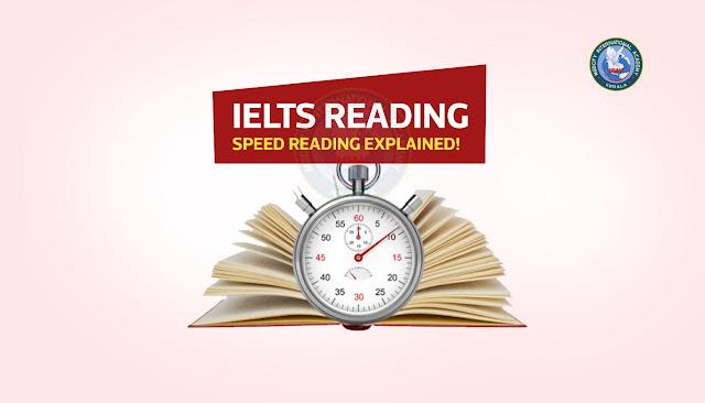 IELTS Speed Reading Techniques