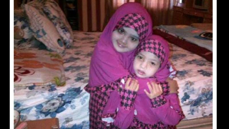 Salwan dan Salma bocah di Bogor yang diduga diculik pengasuhnya