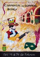 Carnaval de Bornos 2016 - Espíritu Carnavalesco - Belinda Díaz Casas
