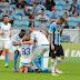 Grêmio perde pênalti e é derrotado pelo Avaí por 2 a 0 na Arena