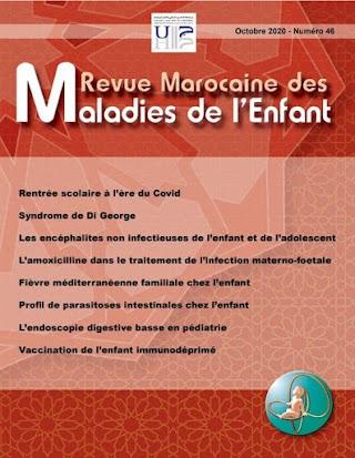 Revue marocaine des maladies de l'enfant octobre 2020.pdf