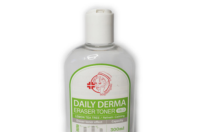 Nightingale Daily Derma Eraser Toner Lemon Tea Tree | Review