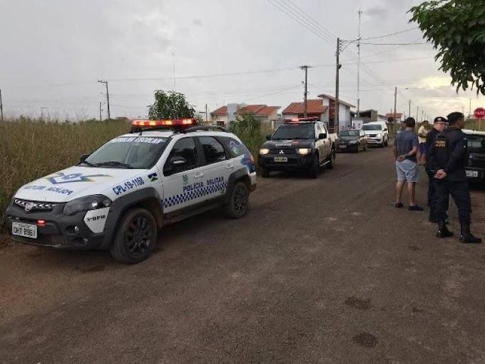 Em Vilhena, rapaz de 22 anos mata a própria mãe e se entrega à polícia
