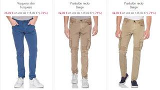 ropa IKKS para hombre 3
