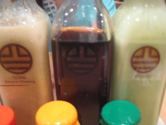 yabu house of katsu-special sauces