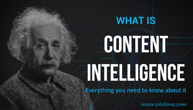 Use Content Intelligence to Uncover Insights That Matter: eAskme