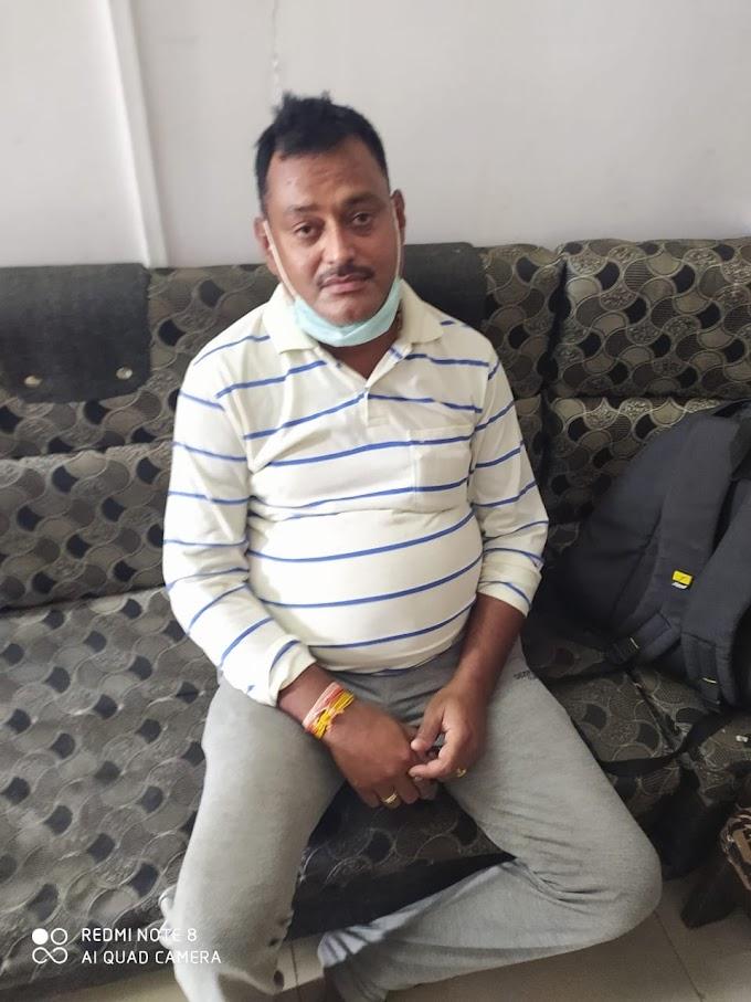 महाकाल मंदिर से यूपी का मोस्टवांटेड विकास दूबे गिरफ्तार