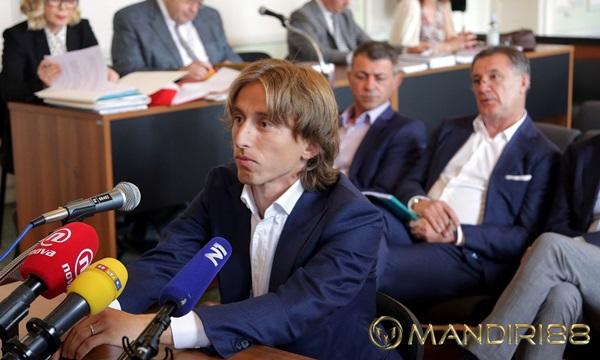 Gelandang Real Madrid Terancam Lima Tahun Penjara