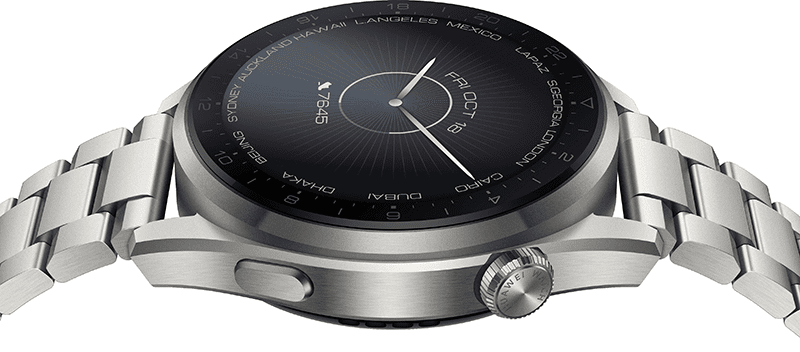 Huawei Watch 3 and Watch 3 Pro with HarmonyOS now official!