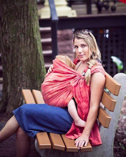 Breastfeeding Ring Sling