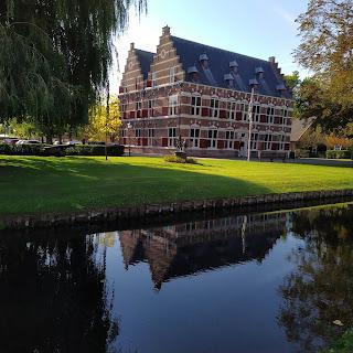 mauritshuis willemstad vestingstad geocaching multi