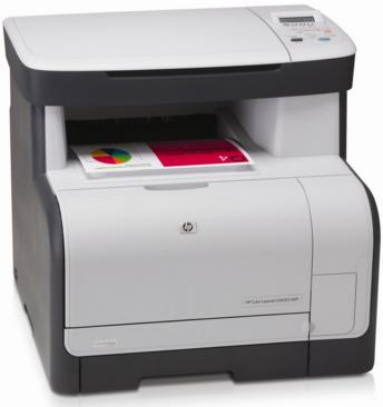 Драйвера принтера hp cm1312 mfp