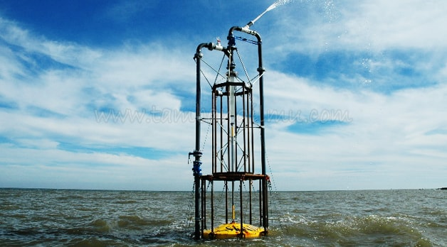 Teknologi Pengubah Energi Gelombang Laut Tambang Ilmu
