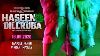 Haseen Dilruba Hindi Movie (2021) Release Date | Cast | Teaser | Trailer