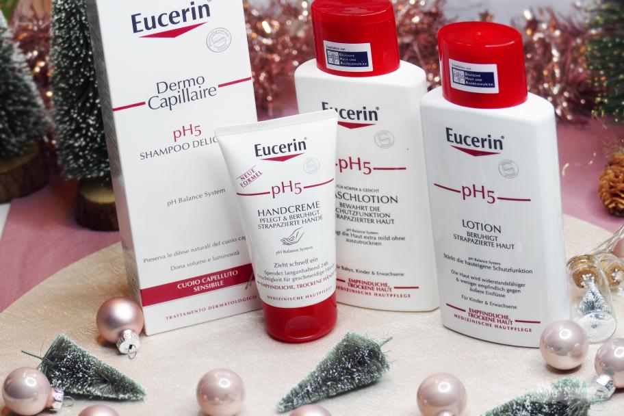 Eucerin pH5 Set Adventverlosung 2020