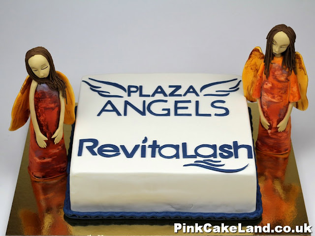 Revitalash Celebration Cake in London
