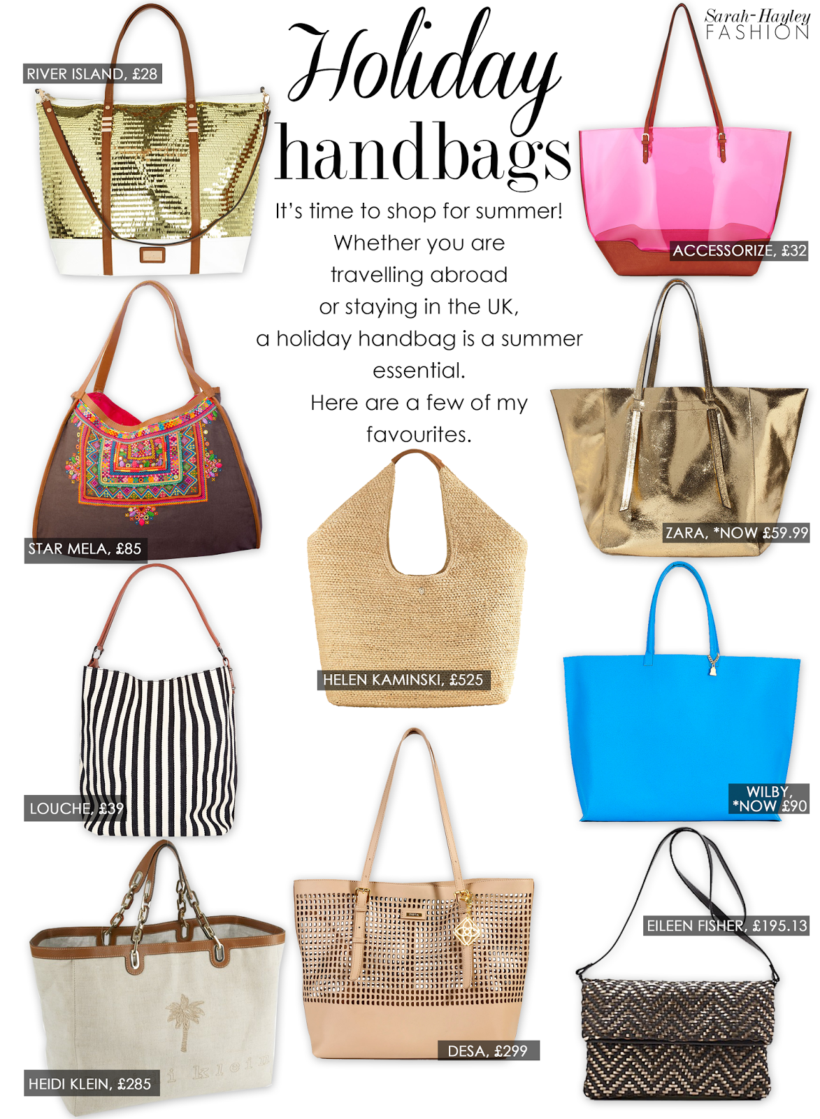 Style 10 Of The Best Holiday Handbags