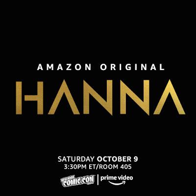 NYCC 2021 Amazon Prime Hanna Panel