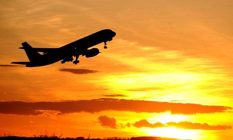 Tempo de avião até Córdoba