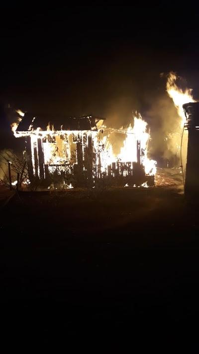 Duas casas foram incendiadas em distrito de São Jerônimo da Serra!