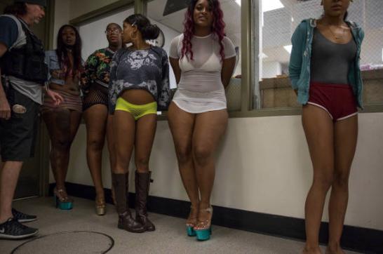 Rescatan 70 mujeres víctimas de explotación sexual en Puerto Plata
