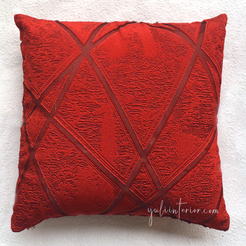 Red Lace Throw Pillows Available online in Port Harcourt, Nigeria