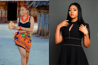 Photos Of Regina Daniels' Look-Alike Surfaces Online [Photos]