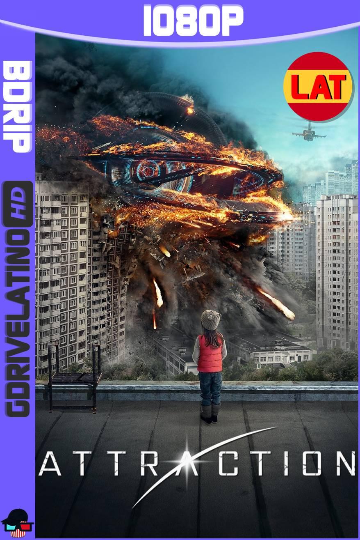 Attraction: La Guerra ha Comenzado (2017) BDRip 1080p Latino-Ruso MKV