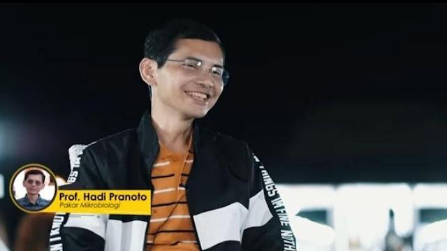 Klaim temukan ramuan herbal corona, Hadi Pranoto: Saya bukan dokter