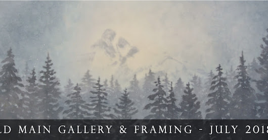 New Representation at Old Main Gallery in Bozeman, MT