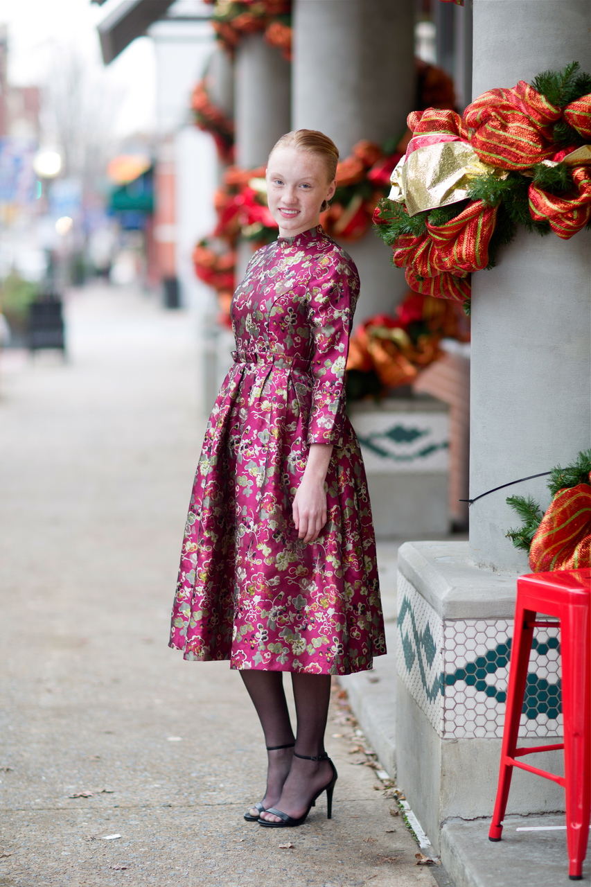Dainty Jewell's dresses, Christmas dresses