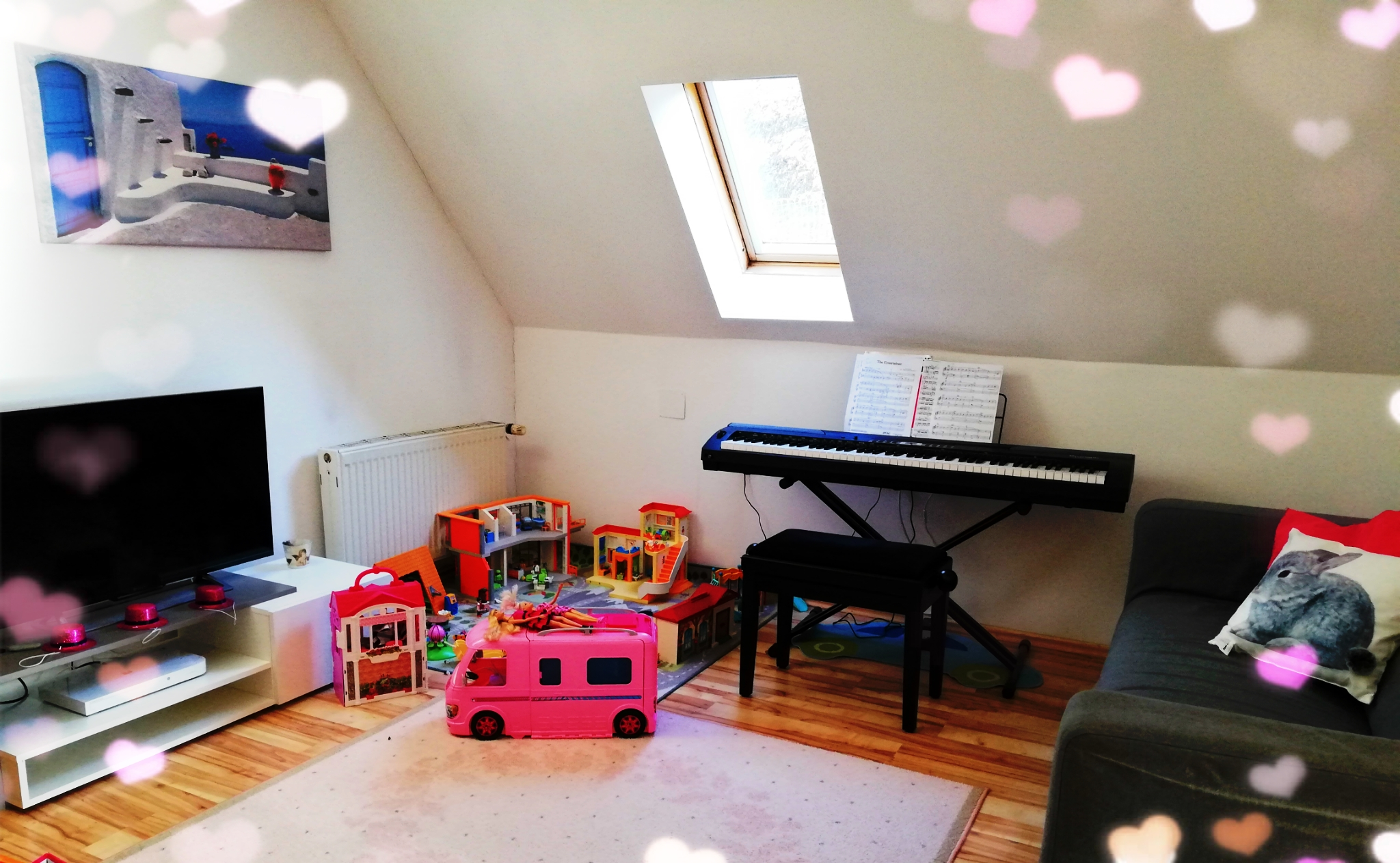 a room for my daughter