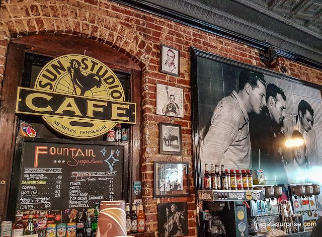 Sun Studio, berço do Rock'n'Roll, Memphis, Estados Unidos